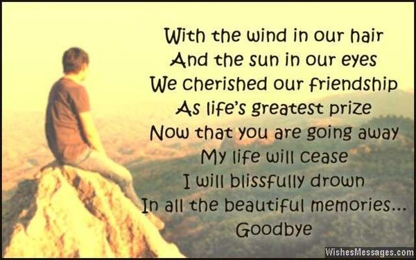 Beautiful Friendship Quotes And Poems