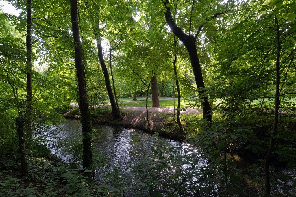 Luisenpark - Erlebnisraum am Wasser