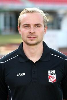 Fotoshooting FC Rot-Weiß Erfurt, U23, U19