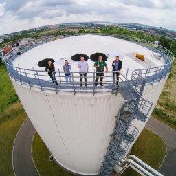 Steigen Sie uns aufs Dach – zur Langen Nacht der Wissenschaften
