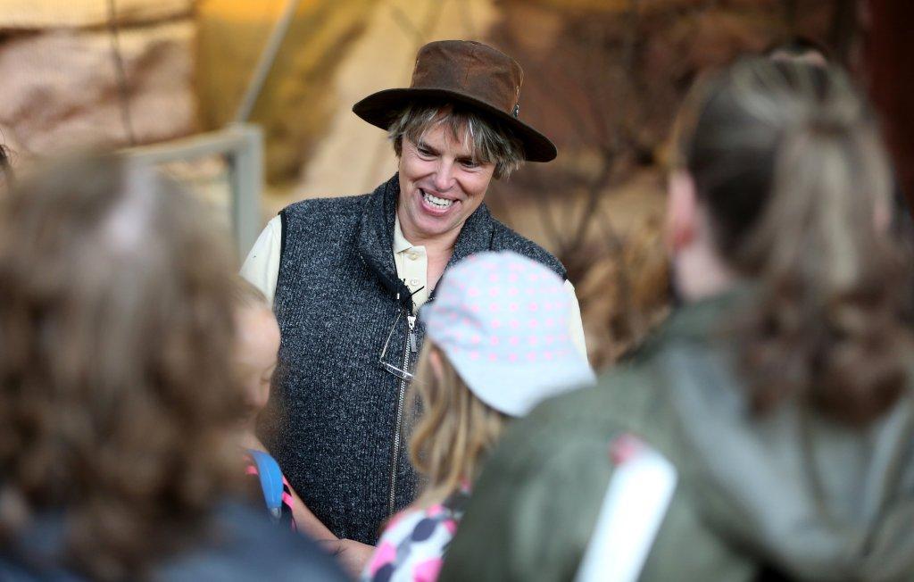 Führung im Thüringer Zoo