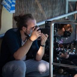 Schloss Einstein: Was macht ein Standfotograf beim Dreh?