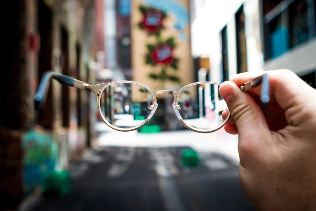 what is a usp warby parker glasses example
