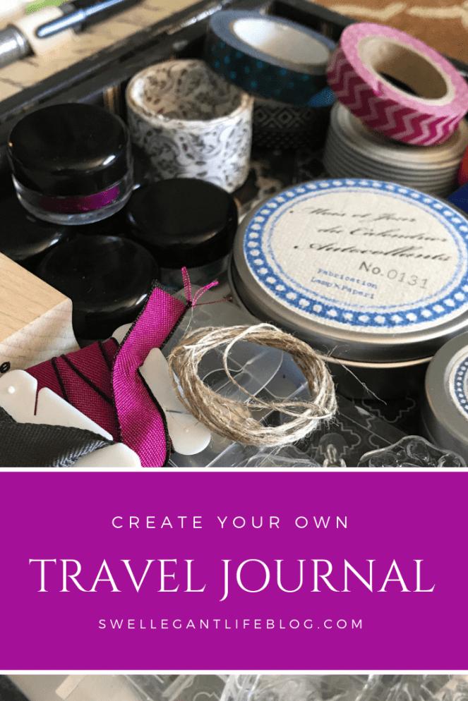 DIY Travel Journal
