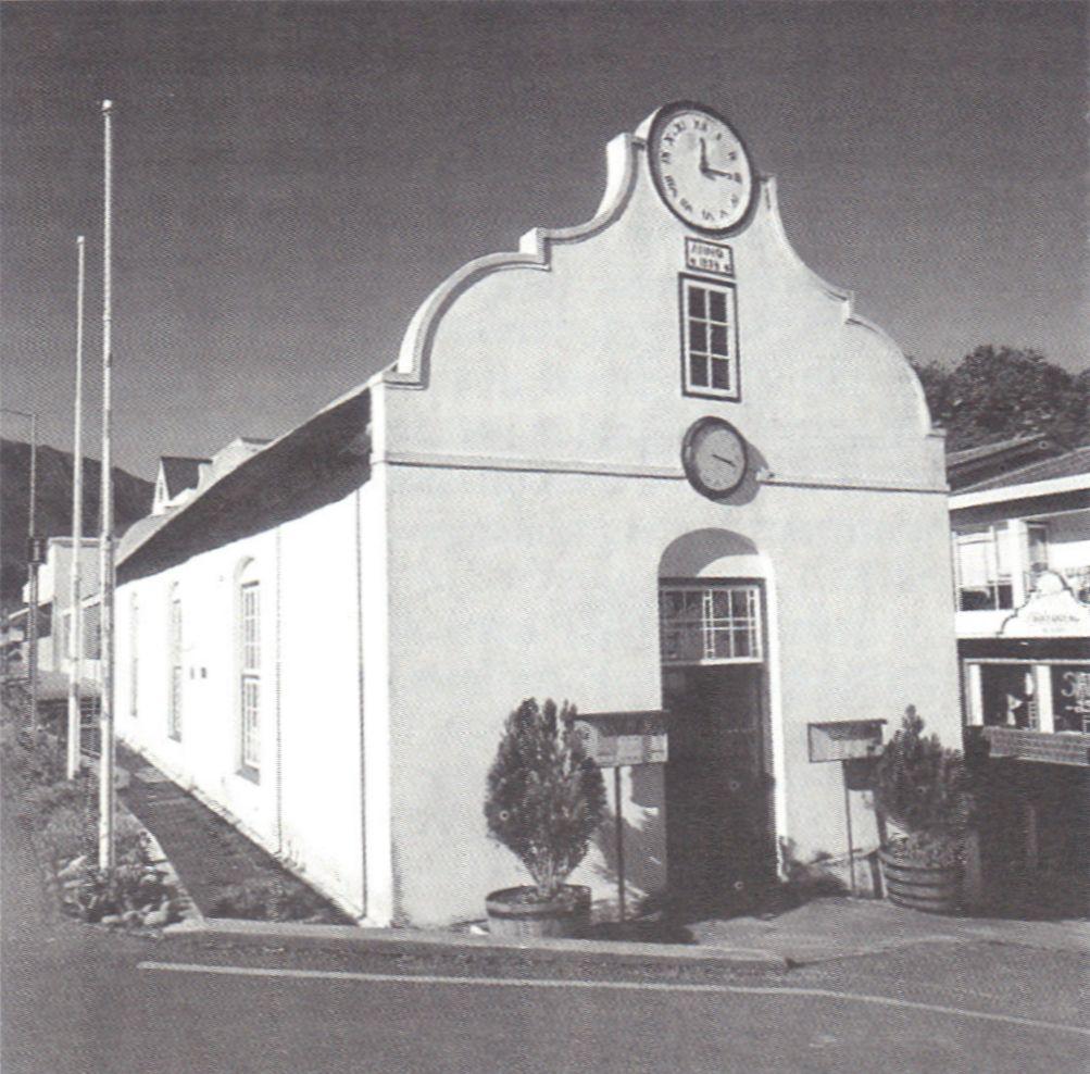 Boonste Oefeningshuis 1838