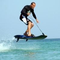 The Future Awaits - Jetsurf Is A Motorised Surfboard Designed By Formula 1 Engineers