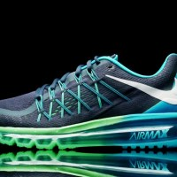 Nike Air Max 2015 Dark Obsidian - Blue Lagoon