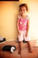 Precious mini cousin!