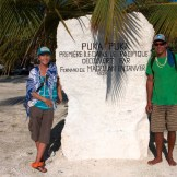 Puka Puka's claim to fame: first island in the Pacific that Ferdinand Magellan came upon in 1521.