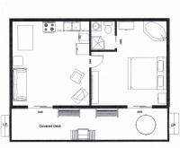 Jacuzzi Suite #12