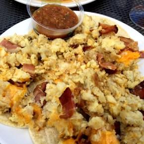 Breakfast Tacos in Breck