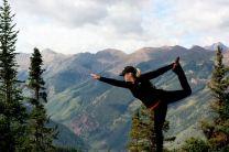 On top of Aspen Mountain, CO