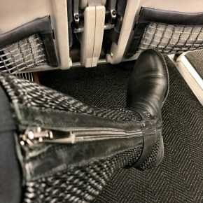 These Boots are Made for Traveling