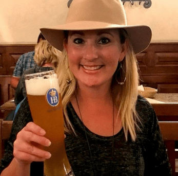 In Munich for Oktoberfest