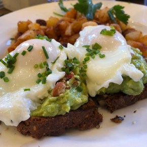 Avocado Toast is Seedlucious in Santa Fe
