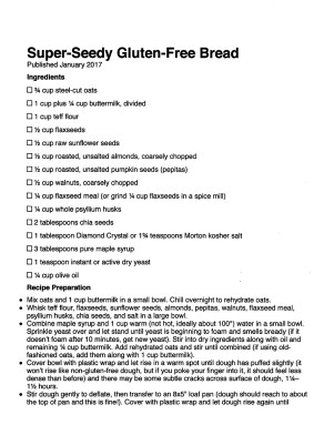 Super Seed Bread recipe Bon App