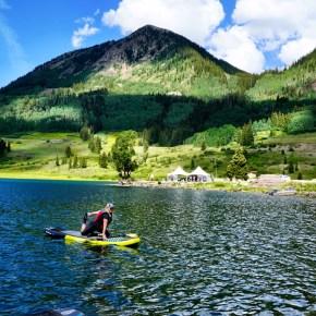 A Zen Morning on Trout Lake