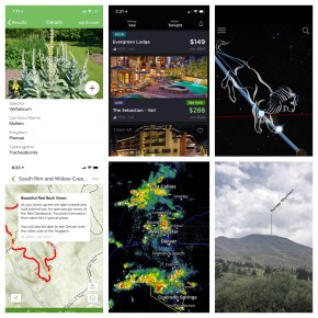 My Favorite Road, Trail, and Weather Apps