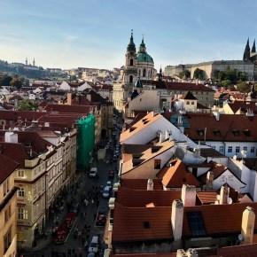 Bohemian Meets Fairytale in Prague