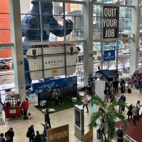 Sneak Peek into Outdoor Retailer Snow Show
