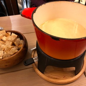 Banff's Most Decadent Cheese Fondue (Recipe Included)