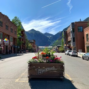 Three Nights in Telluride: Waterfalls, Al Fresco Dining and Hiking Fun