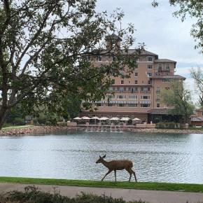 A Summer Weekend at the Broadmoor in Colorado Springs