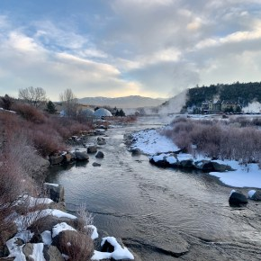 How to Spend a Winter Day in Pagosa Springs, Colorado