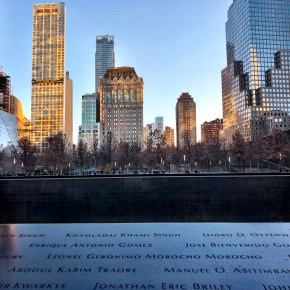On 20th Anniversary of 9/11 Sharing My Visit to 9/11 Memorial and Museum