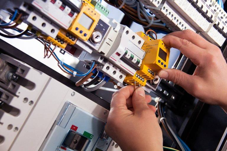 electrical, distribution boards, wiring