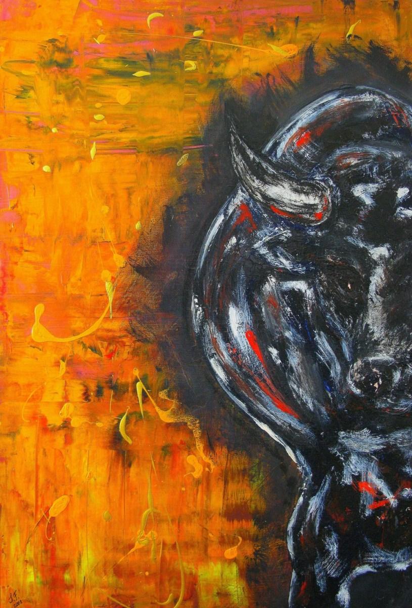 Swetlana Federmann - Bull I