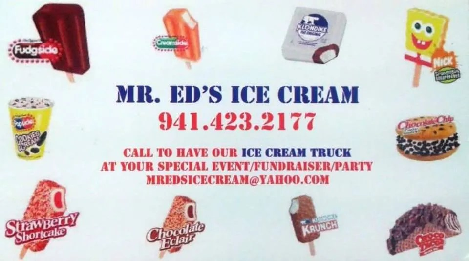 Mr. Ed's Ice Cream & Shaved Ice