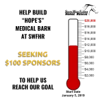 Seeking Sponsors for Hope's Medical Barn