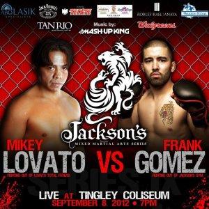 Jackson's MMA Series IX