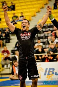 Roberto 'Tussa' Alencar Celebrates Win at NoGi Worlds