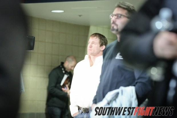UFC legend Matt Huges