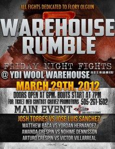 Warehouse Rumble 3