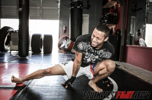 Brian Castillo workout
