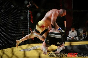 King of The Cage: Cody East