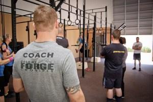 Desert Forge - Albuquerque Cross Fit Gym