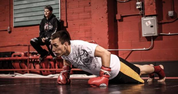 Isaiah Reyes - MMA
