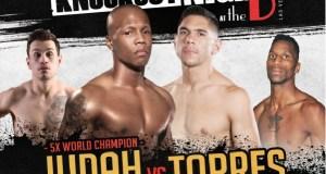 Zab Judah vs. Josh Torres