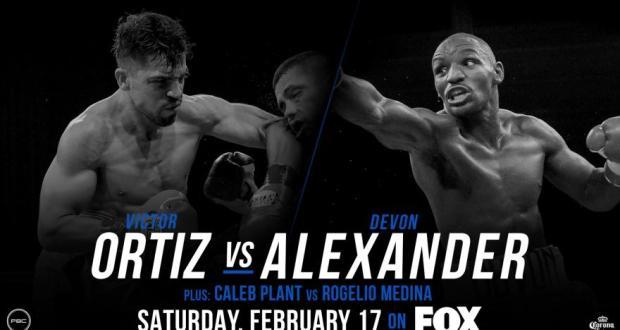 Victor Ortiz vs. Devon Alexander El Paso