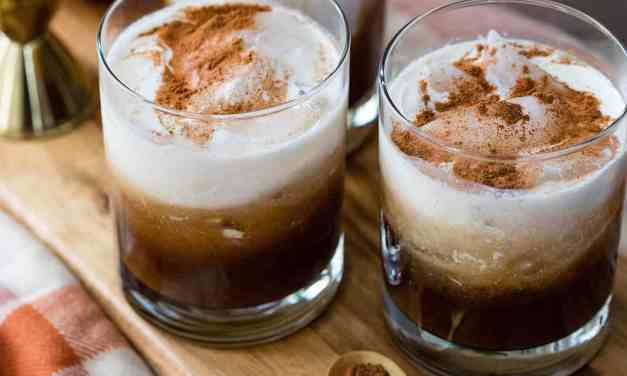 Pumpkin White Russian | Holiday Cocktails