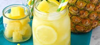 Awesome Grilled Pineapple Lemonade | Food