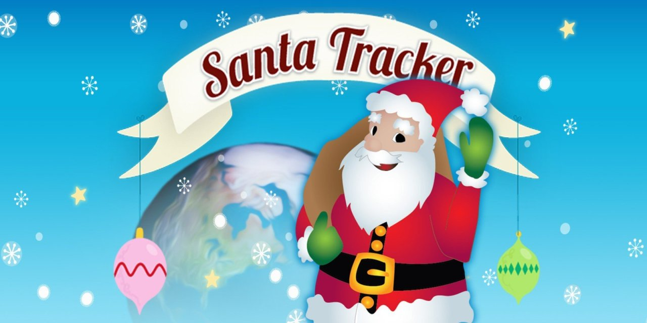 Where is Santa? Find out where Santa Claus is at right now!