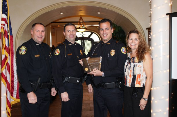 2014 SWFPCA Outstanding Commander of the Year- Captain Christopher Morales, NPPD
