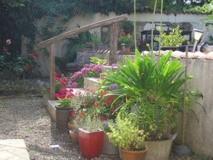 Les Renards Bed and Breakfast Chambres d'Hôtes Jardin