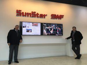 About Us - Sunstar & SWF