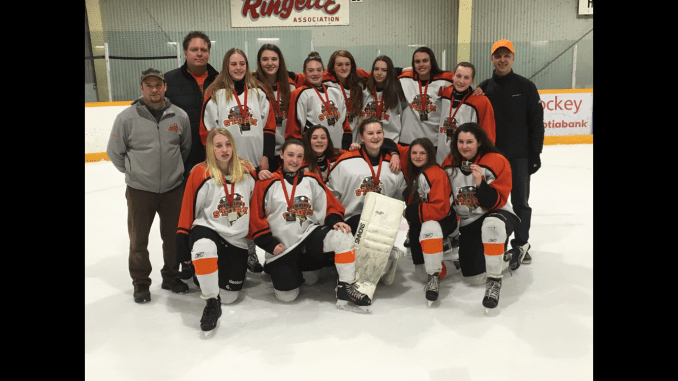 Storm Bantam A1 Orange City Finalists 2 2015-16